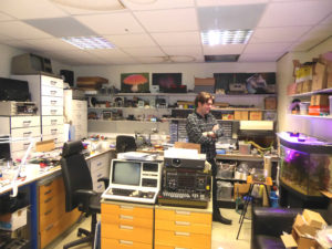 Dr Hickey's workspace