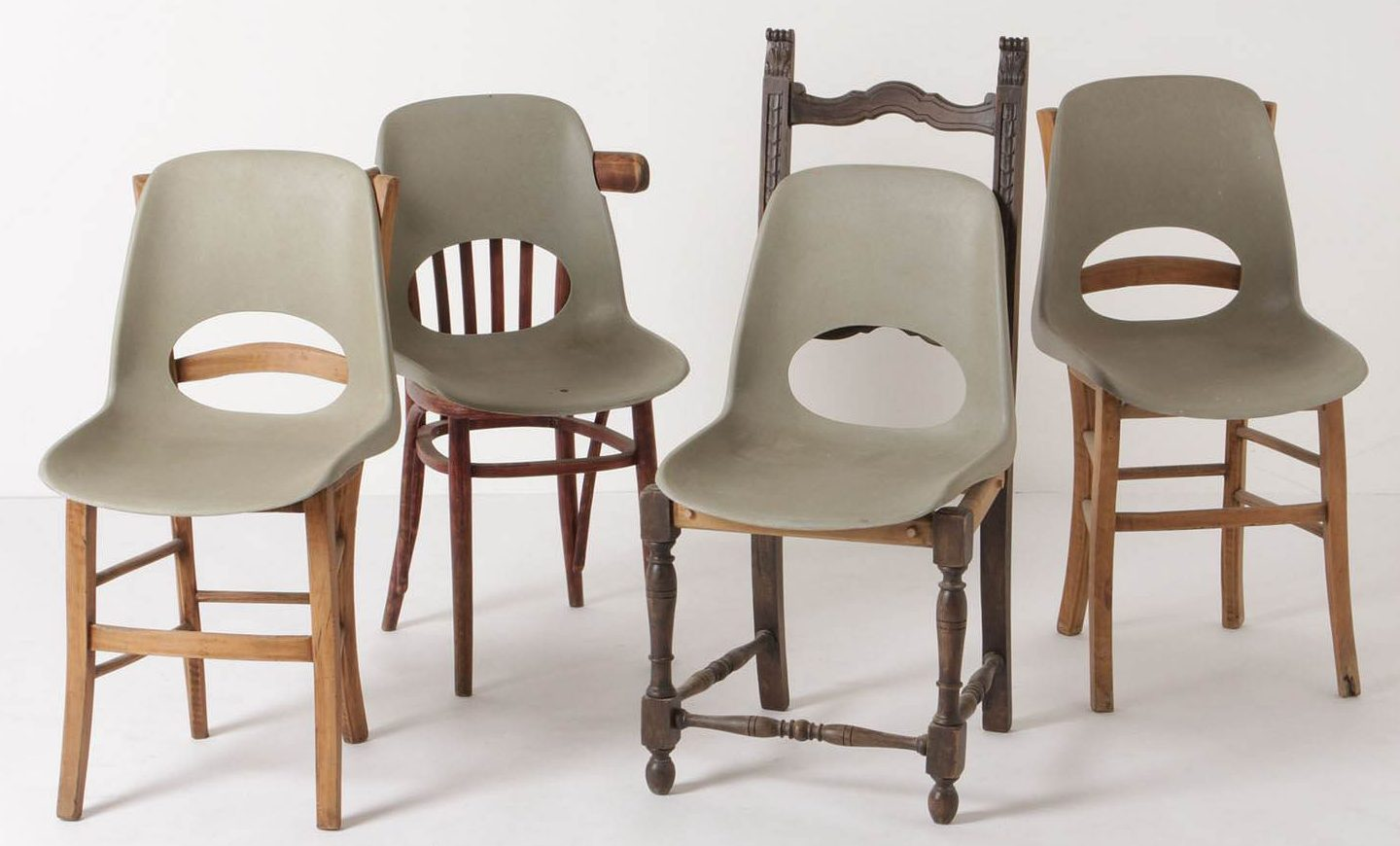 Ornament, Crime, and The Monobloc Chair