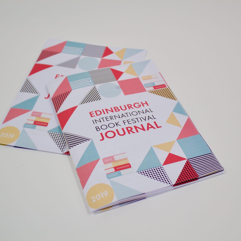 The Edinburgh International Book Festival Journal